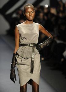 Michael Angel apresenta coleção para o Inverno 2010 no segundo dia da semana de moda de Nova York (12/02/2010)